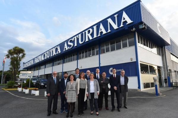 cofas distribuye tres de cada cuatro artiacuteculos de farmacia en asturias