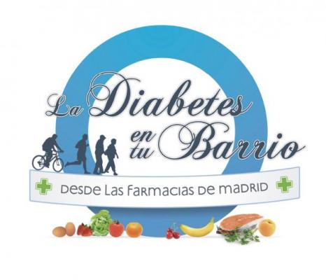 el cofm expone los datos de la campaaa de salud la diabetes en tu barrio