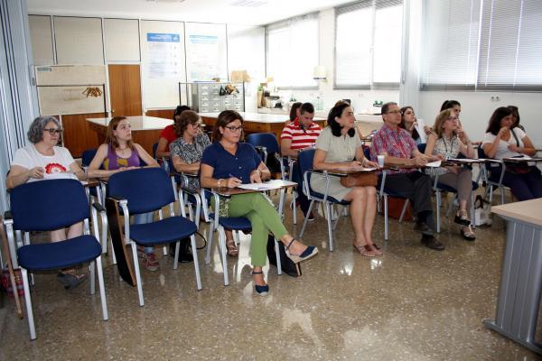 el colegio de farmaceacuteuticos de ciudad real da inicio a sus sesiones cliacutenicas del nuevo curso lectivo nbsp