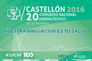 el 20 congreso nacional farmaceacuteutico abre sus puertas este mieacutercoles en castelloacuten