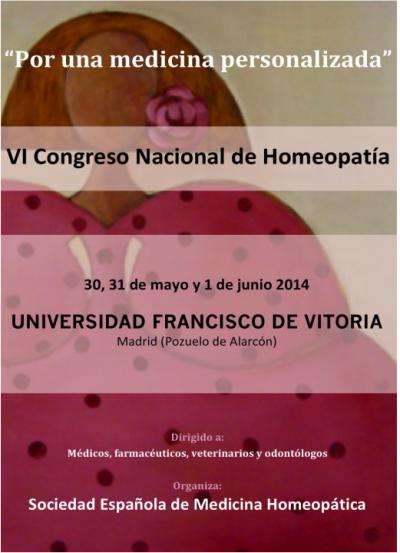 vi congreso nacional de homeopata