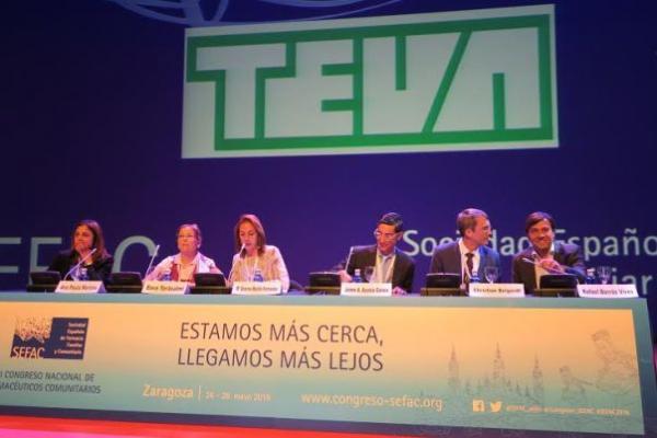 el congreso de sefac mira a la farmacia comunitaria internacional y a los servicios