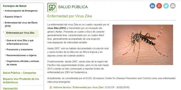 el consejo general de farmaceacuteuticos publica un informe teacutecnico sobre la enfermedad por el virus zika