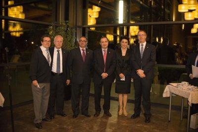 el consejo rector de fedefarma reune a mas de 350 socios de la comunidad valenciana