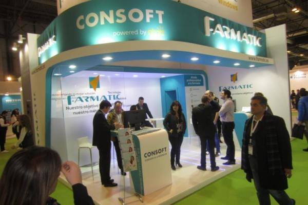 consoft y farmatic reafirman su apuesta por ofrecer el software de referencia del sector farmaceacuteutico