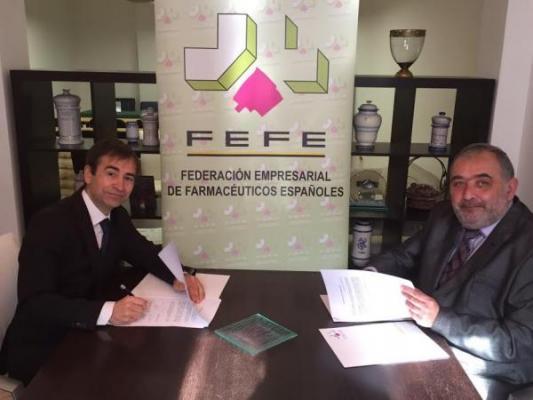 convenio de fefe y boiron para fomentar el desarrollo profesional y empresarial del farmacautico