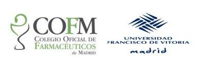 el convenio de formacion entre el cofm y la universidad francisco de vitoria incluye la concesion de 8 becas