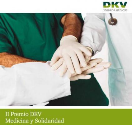 la convocatoria del ii premio dkv medicina y solidaridad sigue abierta
