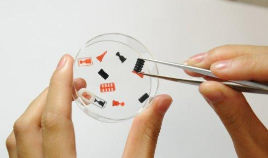 disentildean una tecnologiacutea que quotimprimequot comprimidos personalizados para un tratamiento individual