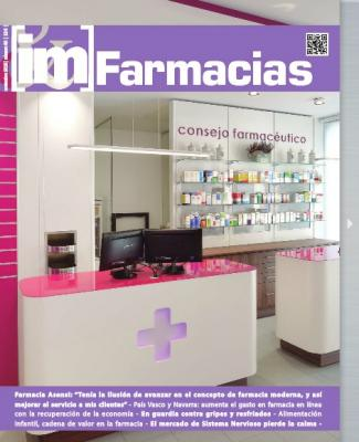 ya estaacute disponible el nuacutemero 60 de la revista im farmacias