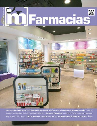 ya esta disponible el primer ejemplar del 2014 de im farmacias