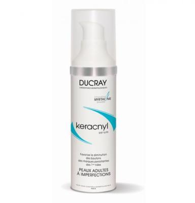 ducray keracnyl seacuterum triple accioacuten para la piel con tendencia acneica