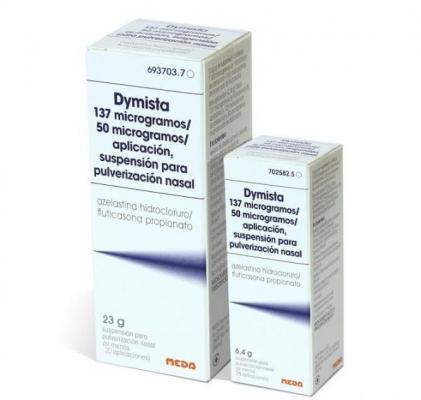dymista el nuevo farmaco de eleccion para tratar la rinitis alergica