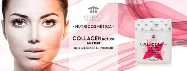 eiralabs lanza al mercado collagen active antiox