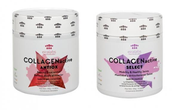eiralabs lanza al mercadonbspantiox y collagen active para su nueva liacutenea de complementos alimenticios