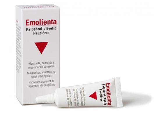 emolienta palpebral la crema para paacuterpados sensibles e irritables de laboratorios vintildeas