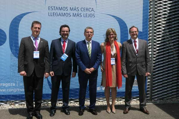 empieza el vii congreso nacional de sefac en zaragoza con reacutecord de inscritos
