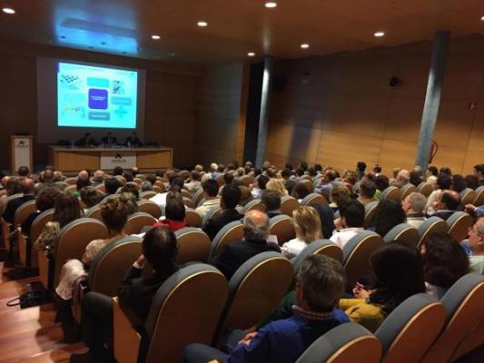 exito de asistencia a las conferencias de novaltia sobre las inspecciones de hacienda