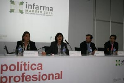 los expertos abordan en infarma la problematica de la venta de medicamentos a traves de internet