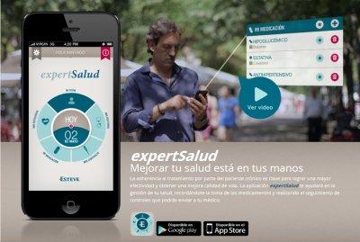 expertsalud la nueva app de esteve para ayudar al paciente crnico en la gestin de su salud