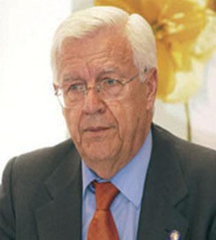 fallece pedro capilla ex presidente del consejo general de colegios oficiales de farmacuticos
