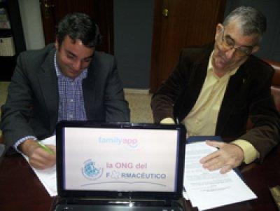 farmacauticos sin fronteras colabora con la iniciativa familyapp