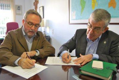 farmacuticos sin fronteras de espaa y caritas impulsan un proyecto sanitariosocial