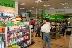 las farmacias catalanas preocupadas por un posible impago del mes de septiembre