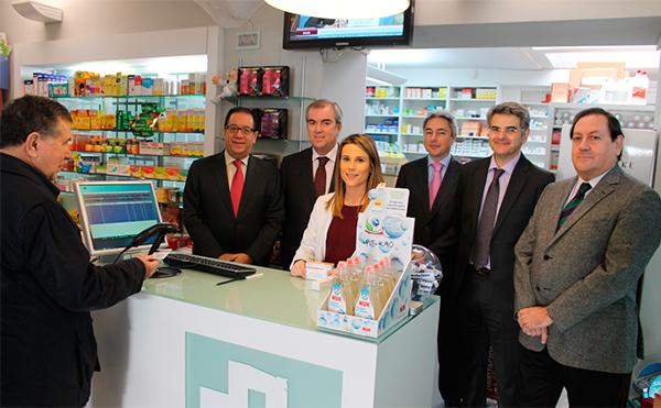 las 680 farmacias extrementildeas ya son interoperables en receta electroacutenica