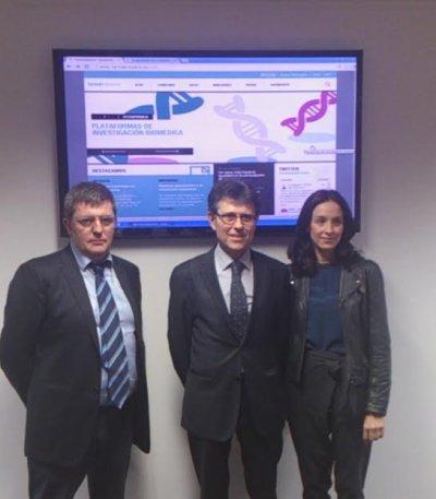farmaindustria presenta su nueva web apostando por la innovacion del sector farmaceutico