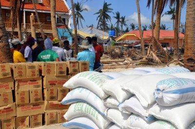 dya y farmamundi regresan a filipinas para apoyar el restablecimiento del suministro sanitario