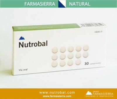 farmasierra lanza nutrobal para la salud intestinal