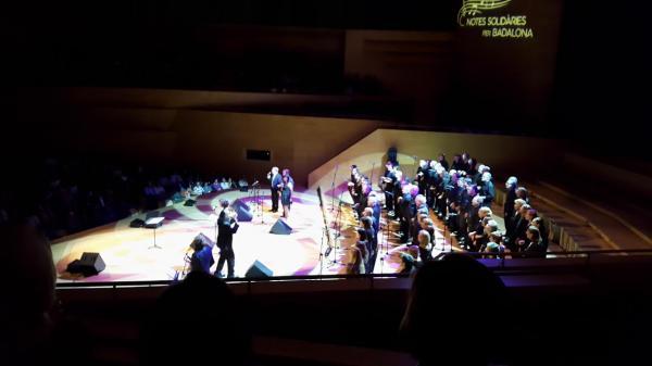 fedefarma asiste como colaborador de menarini al concierto beneacutefico de gospel amp jazz
