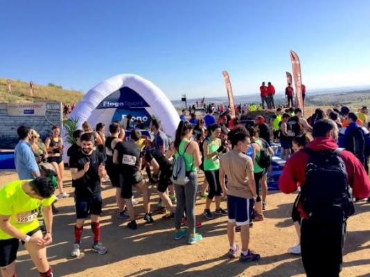 flogosport de chiesi en la primera the mud day en espaa