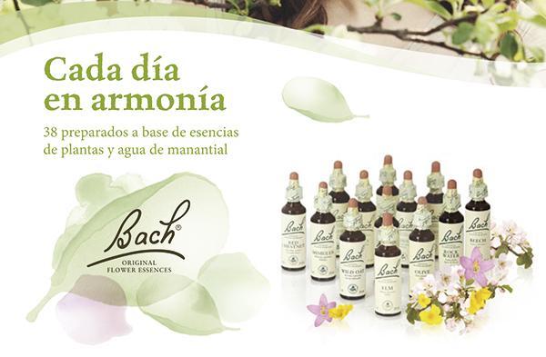 flores de bach originales cada diacutea en armoniacutea