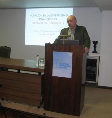 formacian de los farmacauticos asturianos en dieta renal saludable