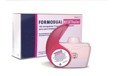 formodual nexthaler de pfizer fcil de usar y mejora la adherencia