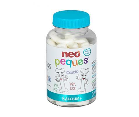 fortalece los huesos de tu hijo de la forma maacutes natural con neo peques kalcium