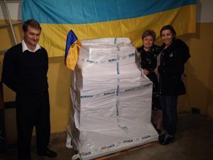 fsfe envia medicamentos a ucrania