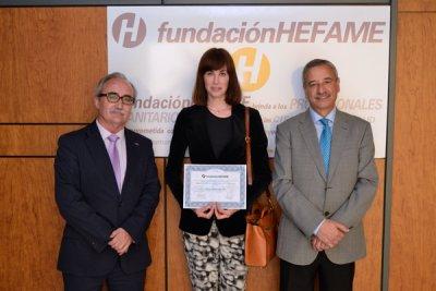 la fundacion hefame premia las mejores tesis doctorales
