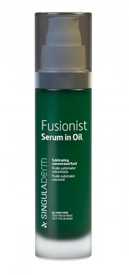 fusionist serum in oil el nuevo seacuterum biotecnoloacutegico de singuladerm para su gama antiaging