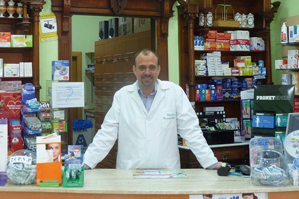 el futuro de la farmacia esta en ofrecer una buena cartera de servicios