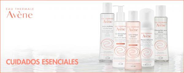 gama cuidados esenciales de avegravene para lucir una piel niacutetida y bonita