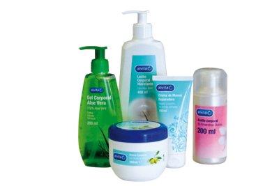 gama de hidratantes alvita para recuperar la suavidad y la elasticidad de la piel