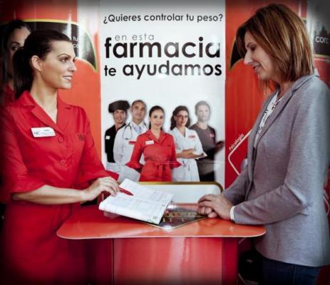 grupo nc salud presentar su servicio de asesoramiento nutricional en el congreso farmaonuba