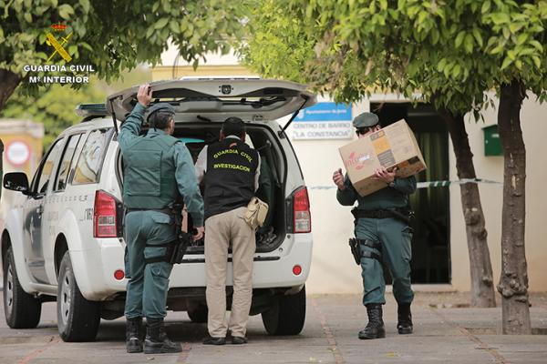 guardia civil clausu