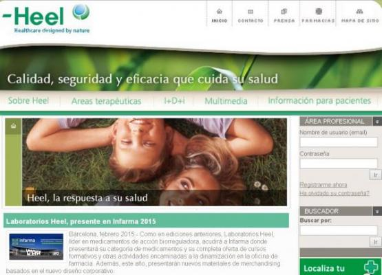 heel espaa organiza un aula activa sobre marketing y posicionamiento de la medicina biorreguladora en infarma