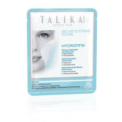 hidrata la piel con las mascaras de talika