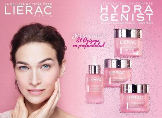 hydragenist de lierac la linea de tratamientos para el rostro que ofrece la mejor hidratacion para una piel oxigenada