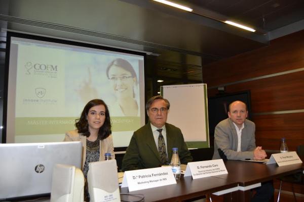 iibs y el cofm ponen en marcha el master internacional en gestion farmaceutica y financiera